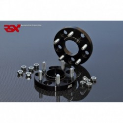 SEPARADOR 4X100 CB56.0 16MM 12X1.50 DOBLE ANCLAJE